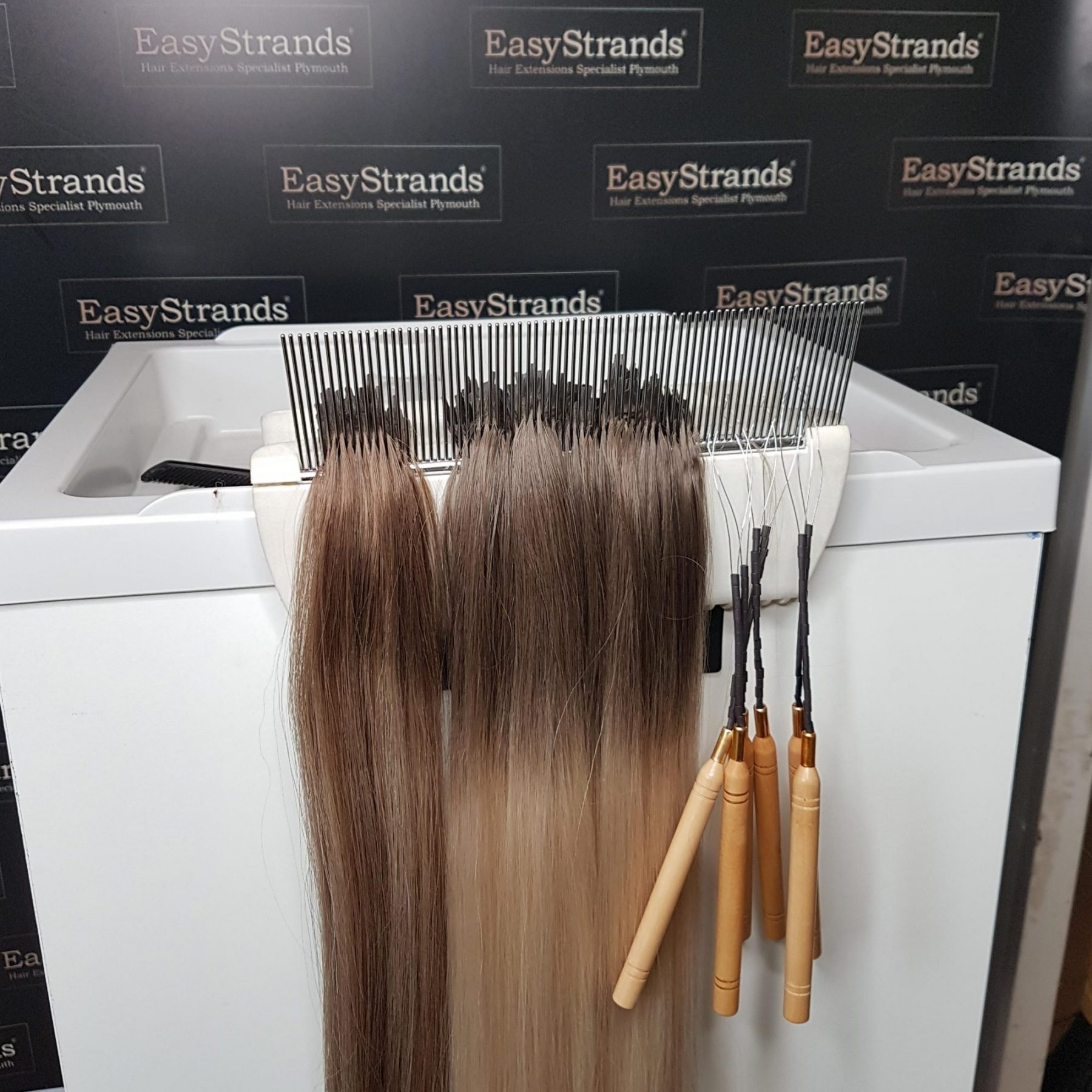 Hair Extensions Holder Easystrands Ltd Buy Online Today